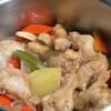 cooking・・・鶏手羽元のバルサミコ酢煮