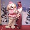 ♡ クリスマス クッキーちゃん @ 11/14 香港ディズニー ♡