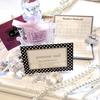 【エステサロンショップカード作成】ネイル名刺・美容室ご来店割引カード・メンバーズ会員カード作成印刷