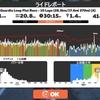 【ロードバイク】Zwiftトレーニング_20200916