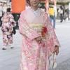 京都伏見稲荷 艶やかに淑やかに振袖で舞うココロ。。。美人さんの渾身?!のショットで撮られちゃった Ⅰ