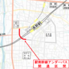 長野県 市道長野西608号線(都市計画道路:駅南幹線)が開通