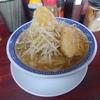 みどりの【明神 角ふじ】ふじ麺 ¥750+小結(300g) ¥50