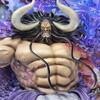 【メガホビEXPO2019 Autumn】『ワンピース』のクオリティーが予想通りとんでもなかった!【カイドウフィギュア】