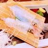 福岡の旅★絶景と美味しいものと可愛いもの!vol.3★河太郎でイカの活造りと天ぷら!!
