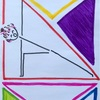 マイ ヨガ 9 Triangle Pose ( 三角のポーズ )