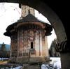 【ルーマニア・世界遺産】モルダヴィア北部の壁画教会群 〜 モルドヴィツァ修道院