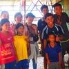 【カンボジア女子一人旅】孤児院の子供たち (*´v`*)