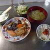 幸運な病のレシピ( 1649 )朝:煮しめ、鮭、生ニシン、味噌汁