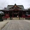 笠間稲荷神社参拝と御朱印
