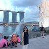 【国際恋愛日記】駐在先のシンガポールに週末で行ってきた話