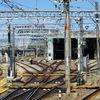 鉄道の日常風景152…過去20170901阪急正雀車庫