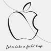 Apple スペシャルイベント冒頭の動画を公開!