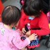 4歳と2歳の姉妹の様子
