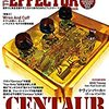 「The EFFECTOR BOOK Vol.48」!ケンタウロス特集!6/15発売!