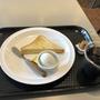 学生限定100円モーニングを食べてみた!