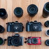 ブログで使っているカメラ機材について(2019年7月時点)