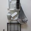 【収納事情を変えた1枚】賃貸のキッチン。60cm×30cmの鉄板にできること。浮いた暮らしで掃除をラクに。