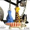 レアな巨大ネコさん!Lisa Larson Design store