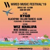 WIRED MUSIC FESTIVAL'19 を予習するためのYouTube&iTunes&spotify&soundcloud選