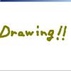 OpenGL マウスでお絵描き
