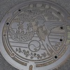 浜松市のマンホールの蓋(1)