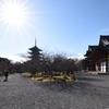東寺 そして離京