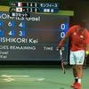 リオオリンピック(テニス準々決勝)〜錦織圭選手、最終セットタイブレイクでマッチポイントを握られてからの5ポイント連取で勝利〜