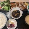 イワシフライ定食