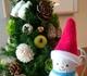 狭い部屋に最適!ミニだけど自然素材の本格的なクリスマスツリー