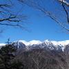 傘山(1,542m)御嶽山コース 2021年3月23日