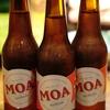 数量限定特価!ニュージーランド・マールボロ、シャンパーニュ酵母使用のピルスナー♪『MOA Method』