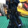 RG RX-0[N] ユニコーンガンダム2号機 バンシィ・ノルン(2)〜脚部・腰部、下半身の製作〜