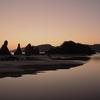 2020年お正月紀南旅行(1) 橋杭岩で日の出を見る