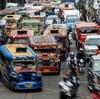 フィリピンの道路事情
