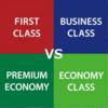 【衝撃!】航空会社を支えているのはどのクラス?F,C,PY,Y?路線によってこんなに違うのか!!