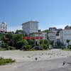 イスタンブール近郊のリゾート・プリンセス諸島のブユック島