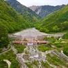 滑川第一砂防堰堤(長野県上松)