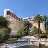 2018年2月 ラスベガス「ミラージュ Mirage」ホテル、シルクとビートルズのコラボショー「LOVE」