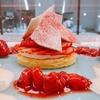 殿堂入りのお皿たち その447【Beauty Connection Ginza Fruits Salon の いちごのフルコース】