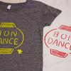 BONDANCE Tシャツ