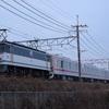 通達350 「 甲189 東武鉄道70000系(71705f)の甲種輸送を狙う 」