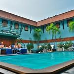 「ピナクル ルンピニ パーク ホテル(Pinnacle Lumpinee Park Hotel)」~ルンピニ公園近くのたまには少し贅沢なホテルに宿泊!!