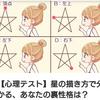 中村倫也company〜「『心理テスト』星の描き方で分かる、あなたの裏性格は?」