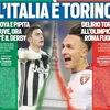 【試合後コメント】 2017/18 コッパ・イタリア5回戦 ユベントス対ジェノア