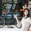 """""""運ぶ事""""をデザイン化した自転車♪ おしゃれなカーゴバイク WACHSEN WBG-2601"""