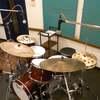 練習スタジオでお手軽録音