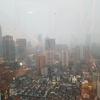 上海母子旅⑨ 上海虹橋空港ラウンジ&ANA上海→羽田エコノミークラス搭乗記