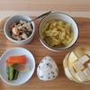 妊婦めし02:卯の花とキャベツと大豆のカレーコンソメ煮
