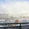 1月15日(日)雪景色